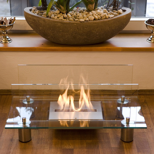portable fire place, modern fire place, all modern, made her look, madeherlook.blogspot.com, ethanol gas fireplace