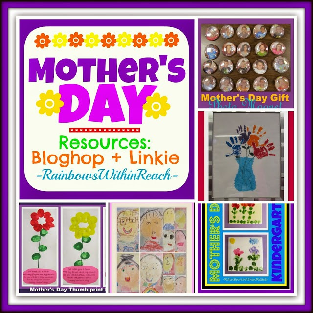Mother's Day Resource RoundUP
