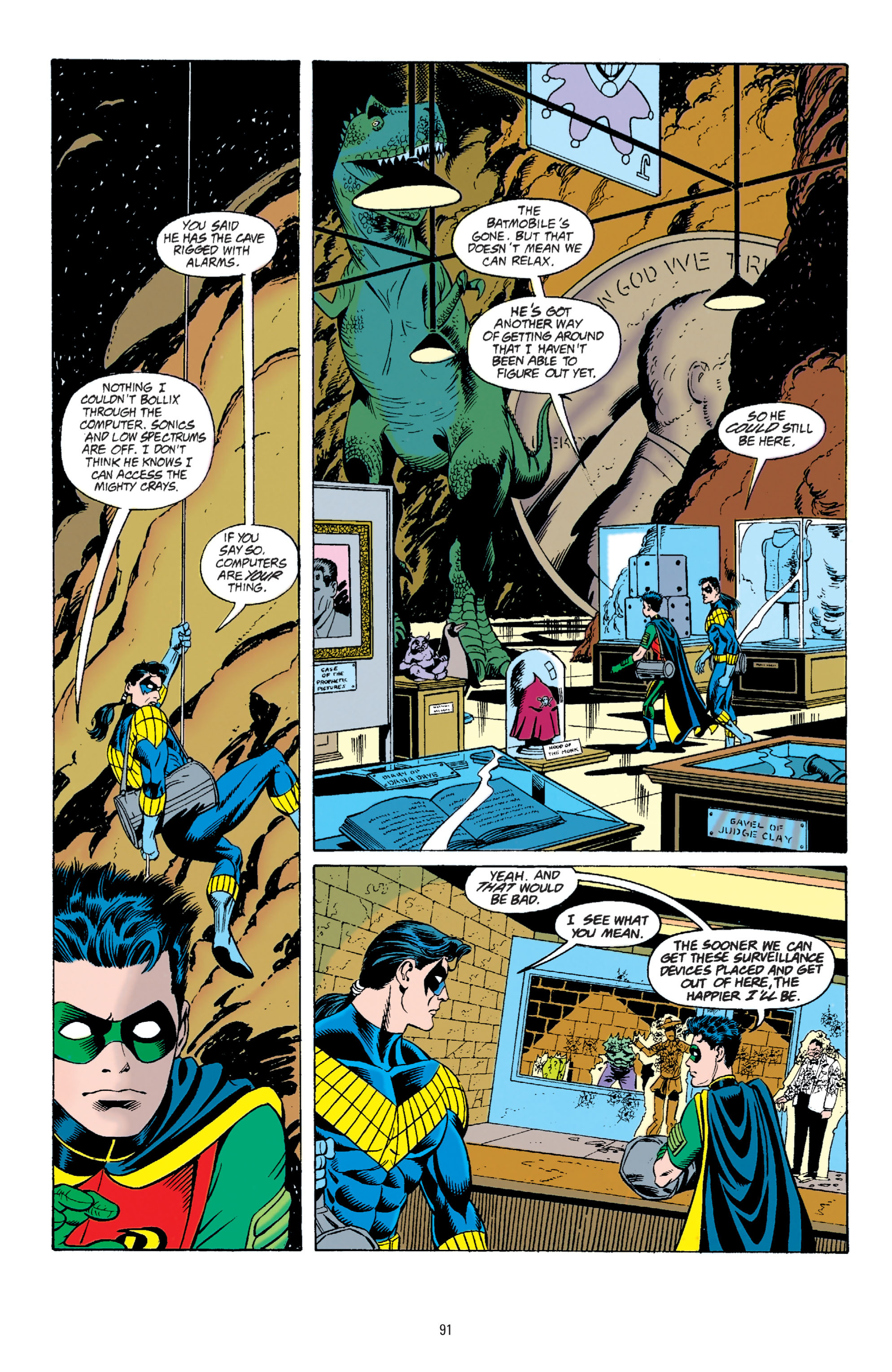 Detective Comics (1937) Issue #676 Page 3