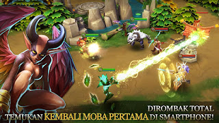 Download Heroes of Order & Chaos v3.0.0i Apk