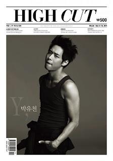 [Fotos] Yoochun para High Cut 04