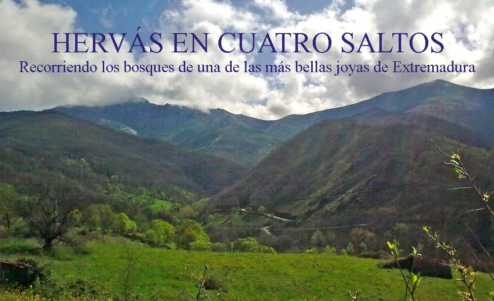 HERVÁS EN CUATRO SALTOS