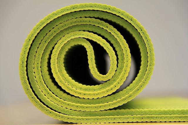 yoga life mat