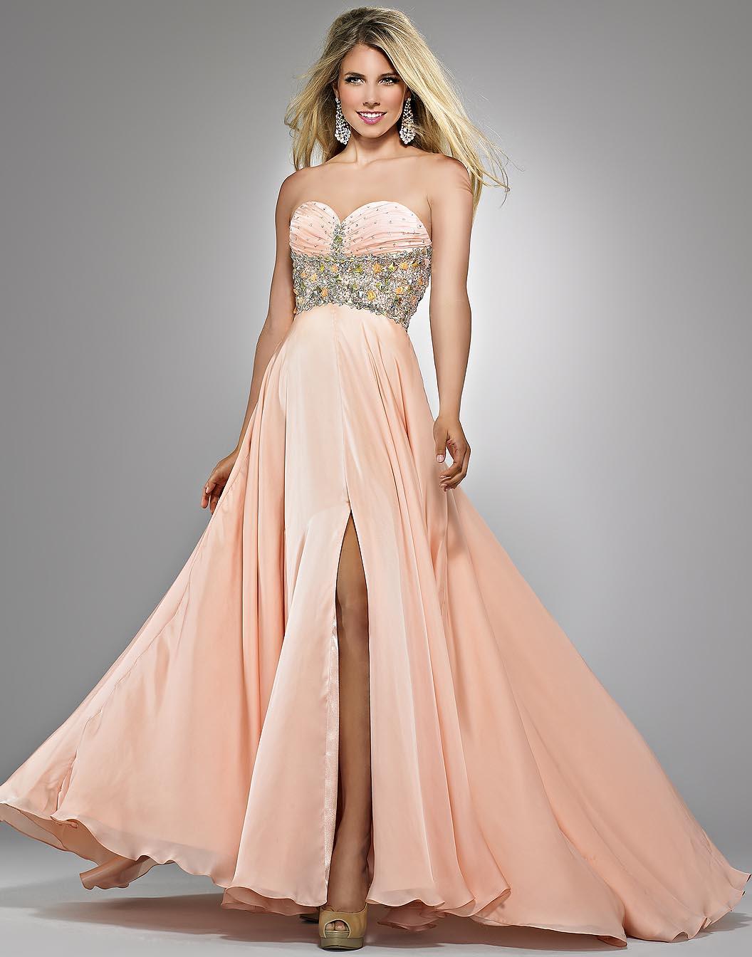 Prom dresses mass