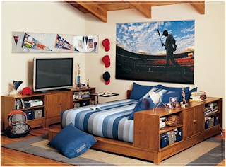 Models for Boys Bedroom Ideas Decorating 1