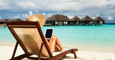 Las tecnologías y las vacaciones