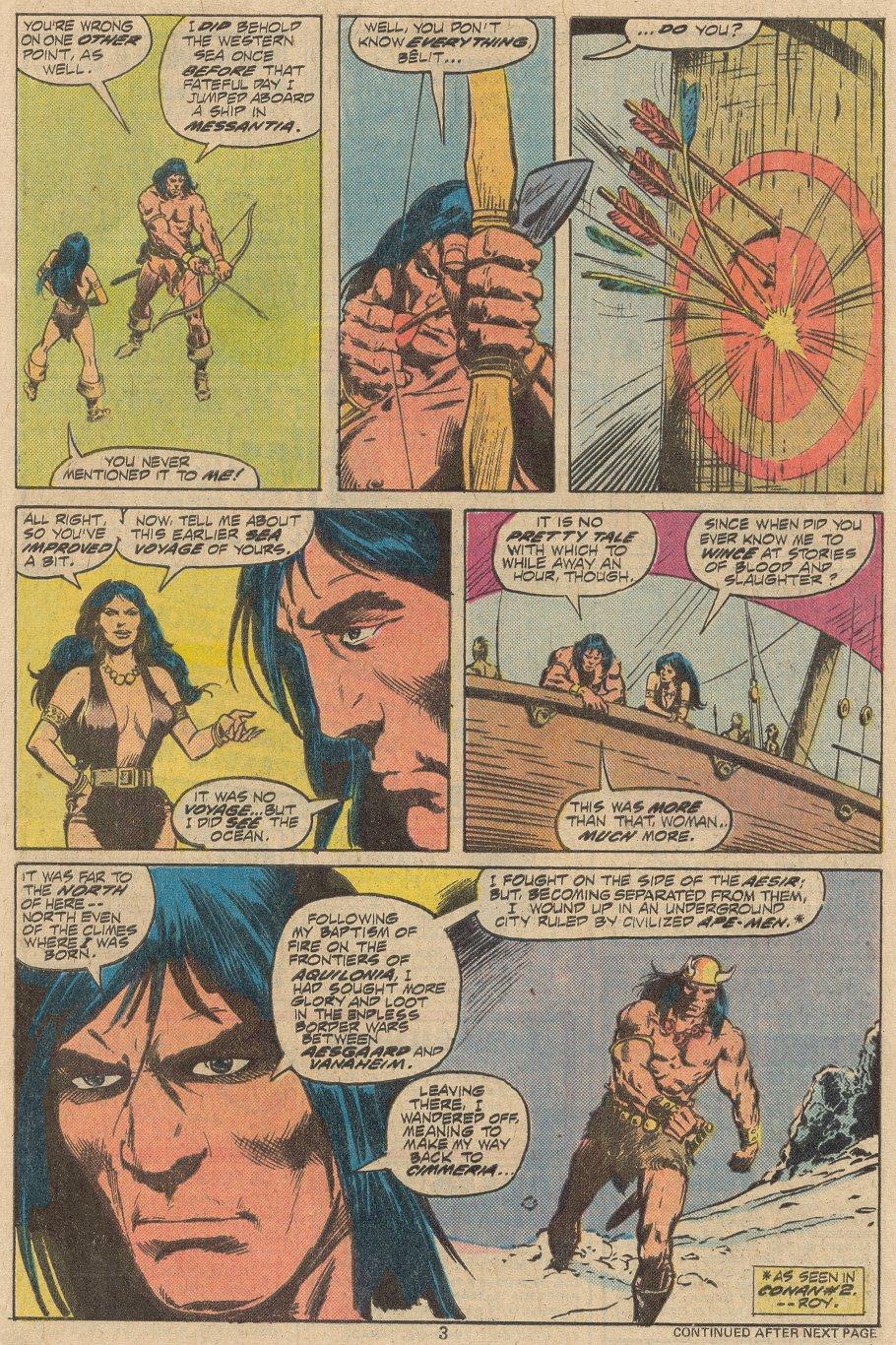Conan the Barbarian (1970) Issue #69 #81 - English 4