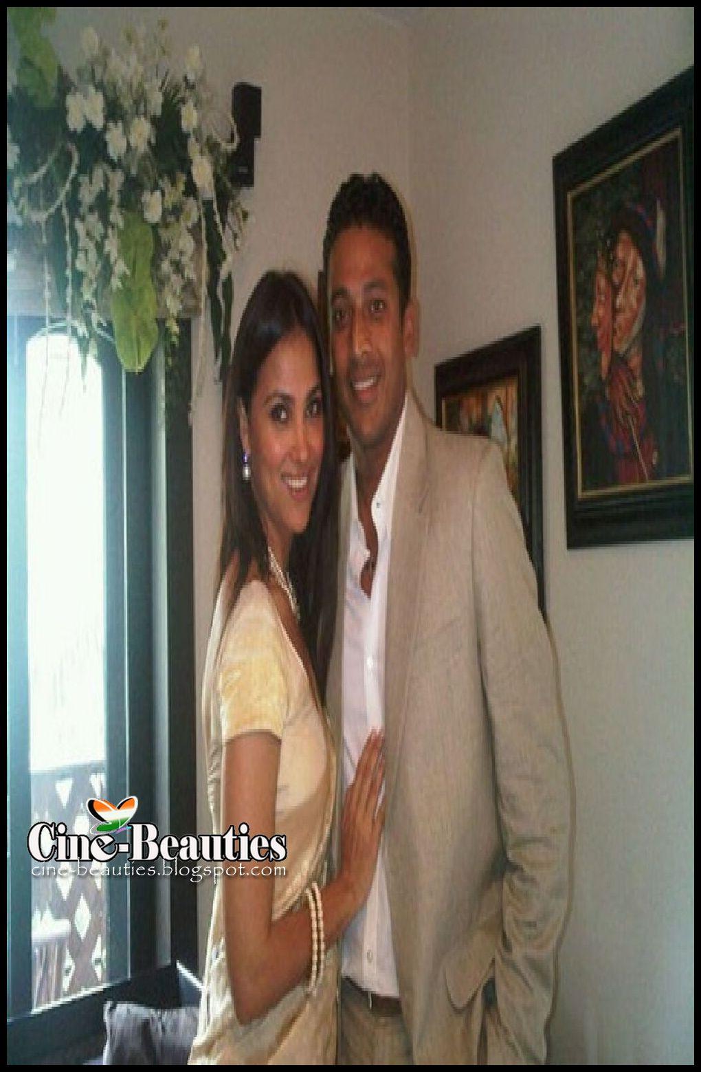 Mahesh Bhupathi Lara Dutta Wedding Photos