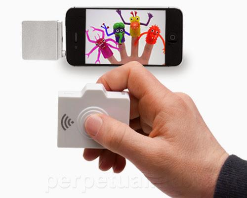 Smart Wireless Selfie Remote Shutters (15) 15