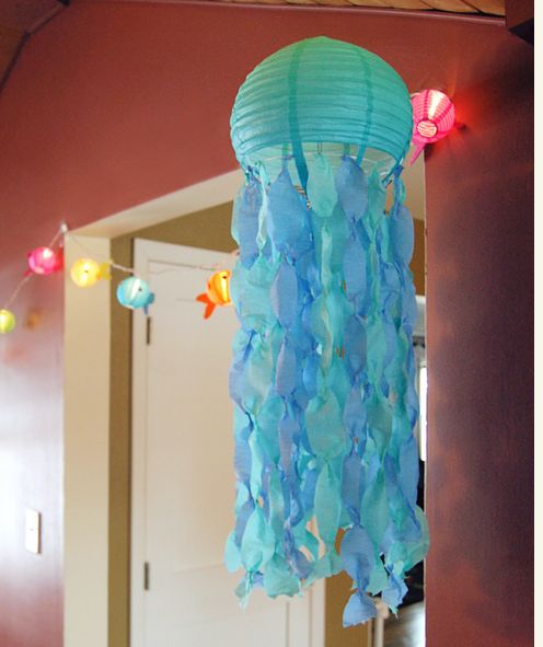 Little mermaid party ideas gigi 39 s gone shopping for Ariel decoration ideas