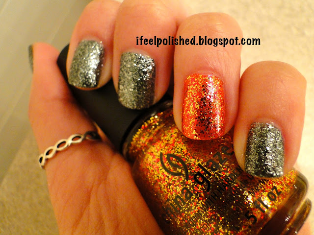 Hunger Games Manicure