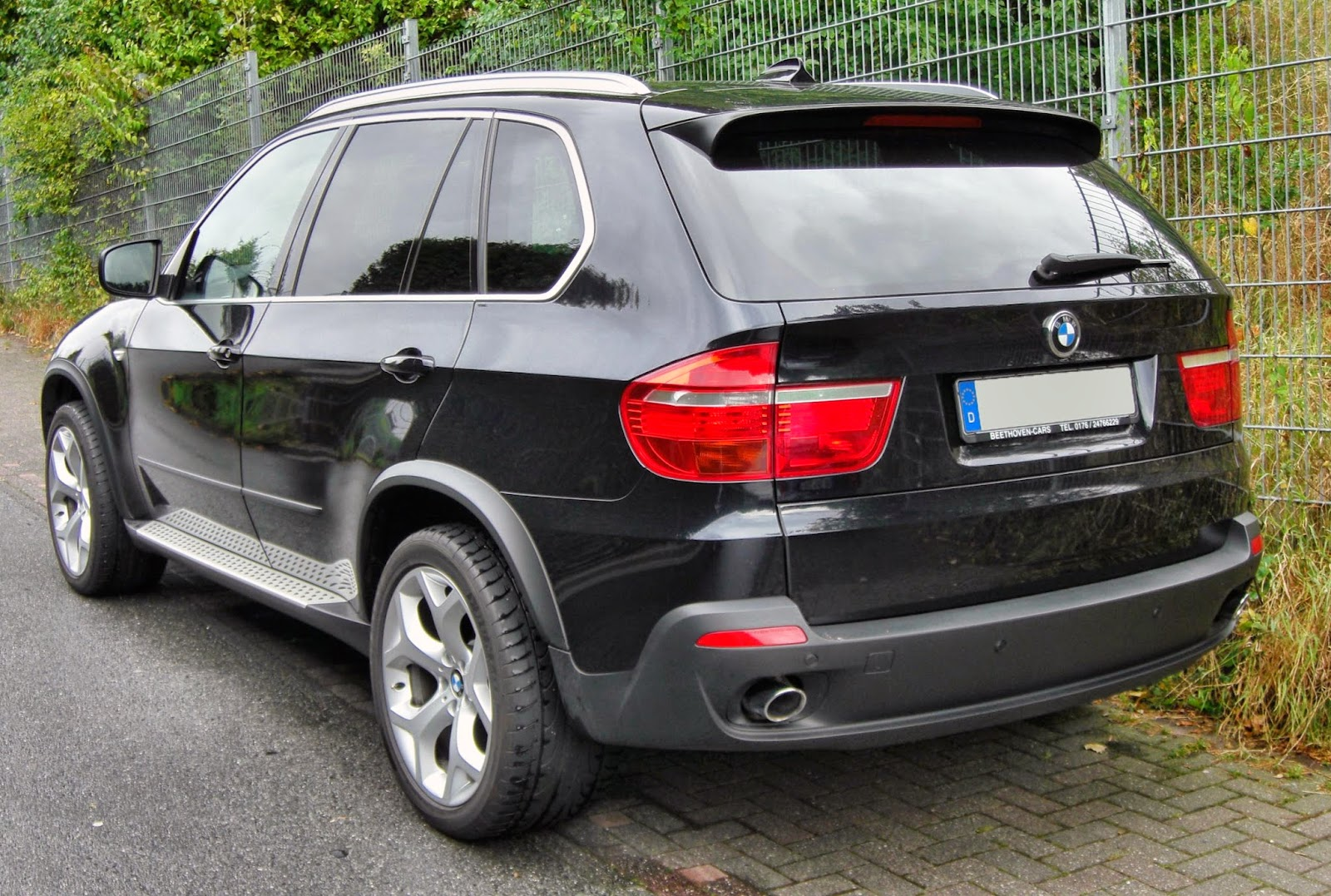 BMW X5 LATEST MODEL_MYCLIPTA