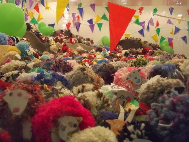 Kendal Wool Fest Flock
