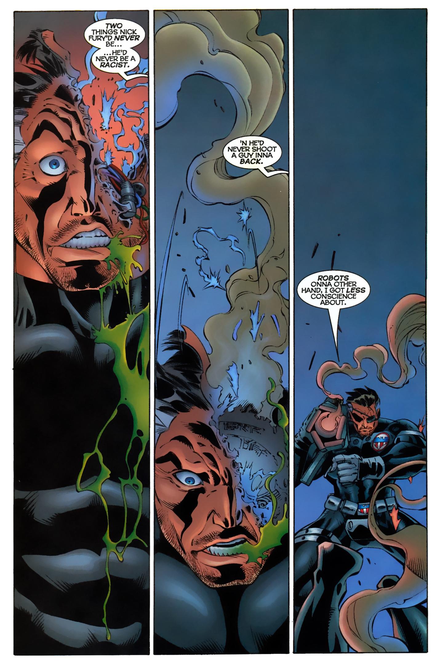 Captain America (1996) Issue #11 #11 - English 18