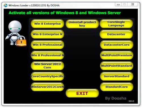 windows 8 pro key