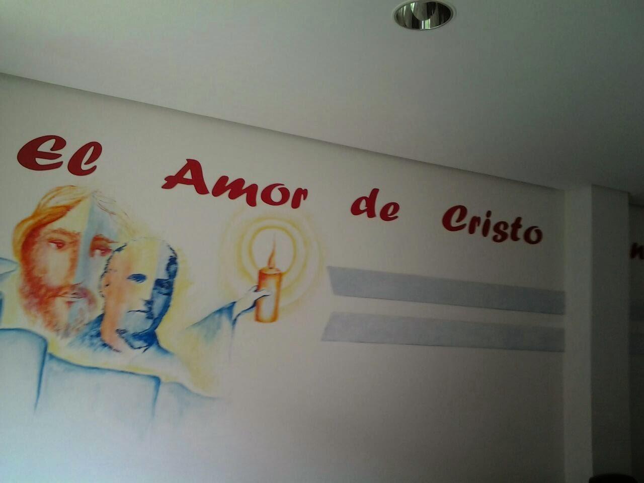 Jesús y Usera ... LUZ y Amor de Dios