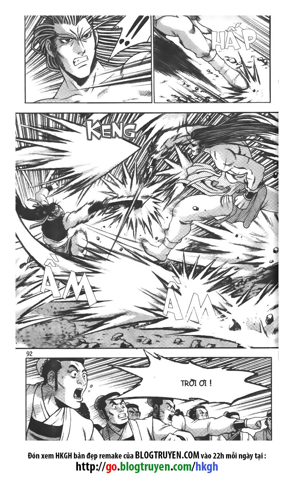 Hiệp Khách Giang Hồ - Hiệp Khách Giang Hồ Chap 211 - Pic 10
