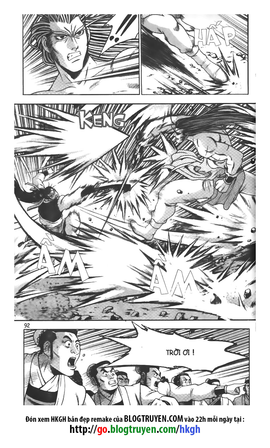 Hiệp Khách Giang Hồ chap 211 Trang 10 - Mangak.info