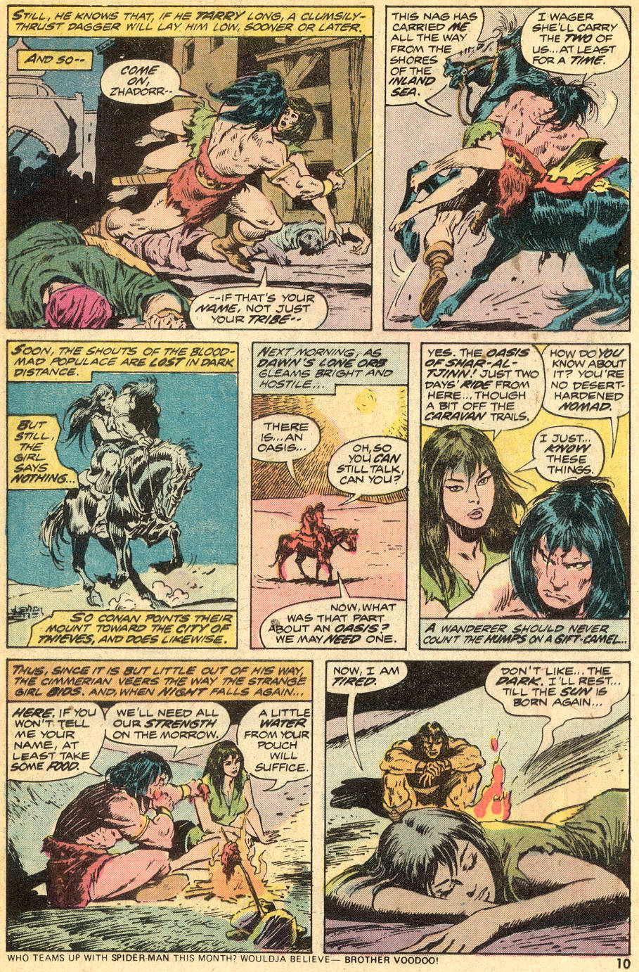 Conan the Barbarian (1970) Issue #41 #53 - English 7