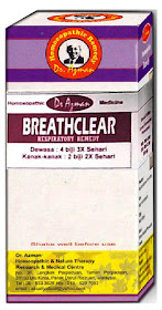 KALI BICH-(BreathClear WM RM50 EM RM53.50