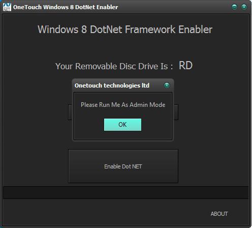 dot net 2 for windows 8