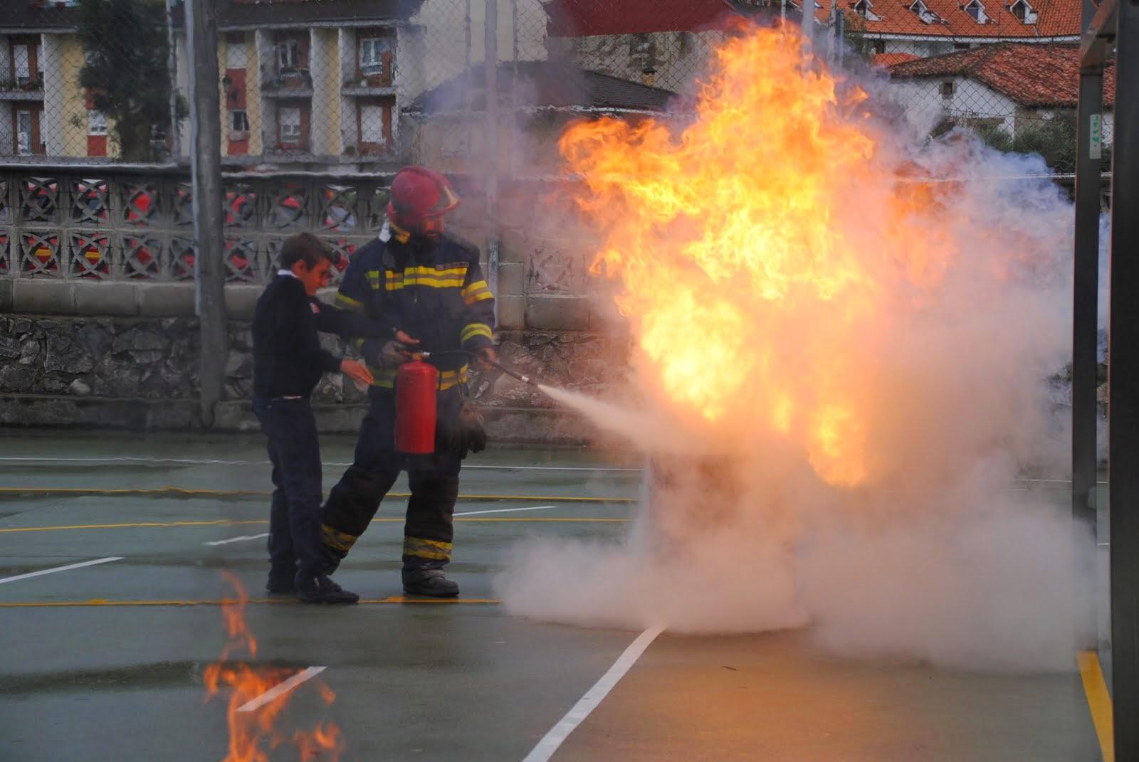 Prevención del fuego