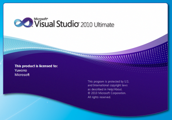 crack microsoft visual studio 2010 express