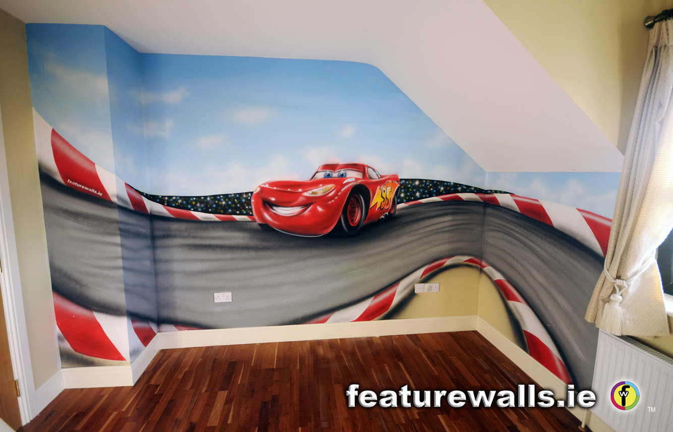 Pin airbrush murals submited images pic fly pictures on for Airbrushed mural