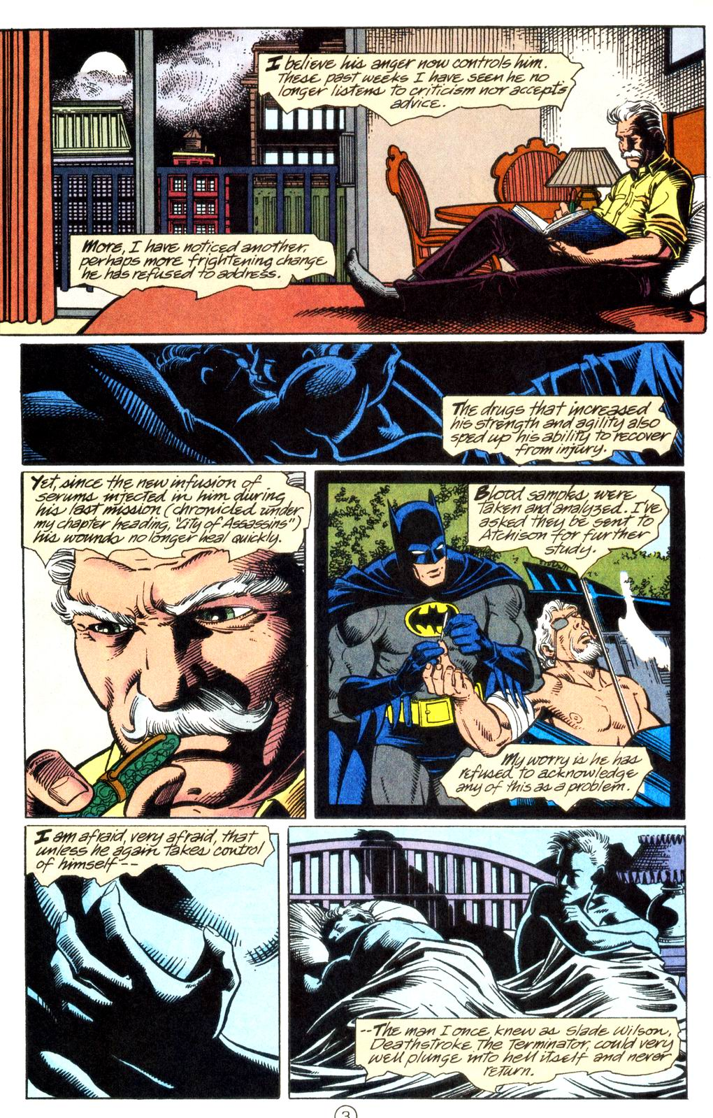 Deathstroke (1991) Issue #11 #16 - English 4