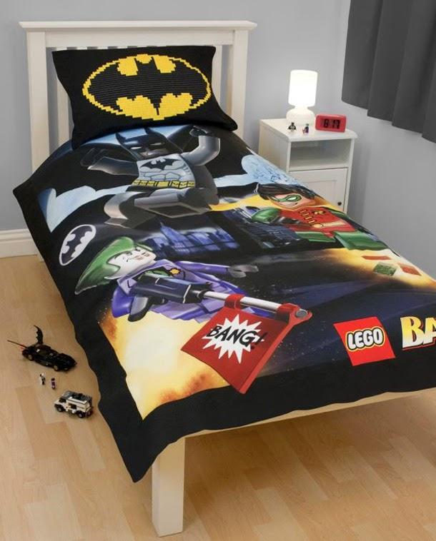 Batman Superhero Bed Themes