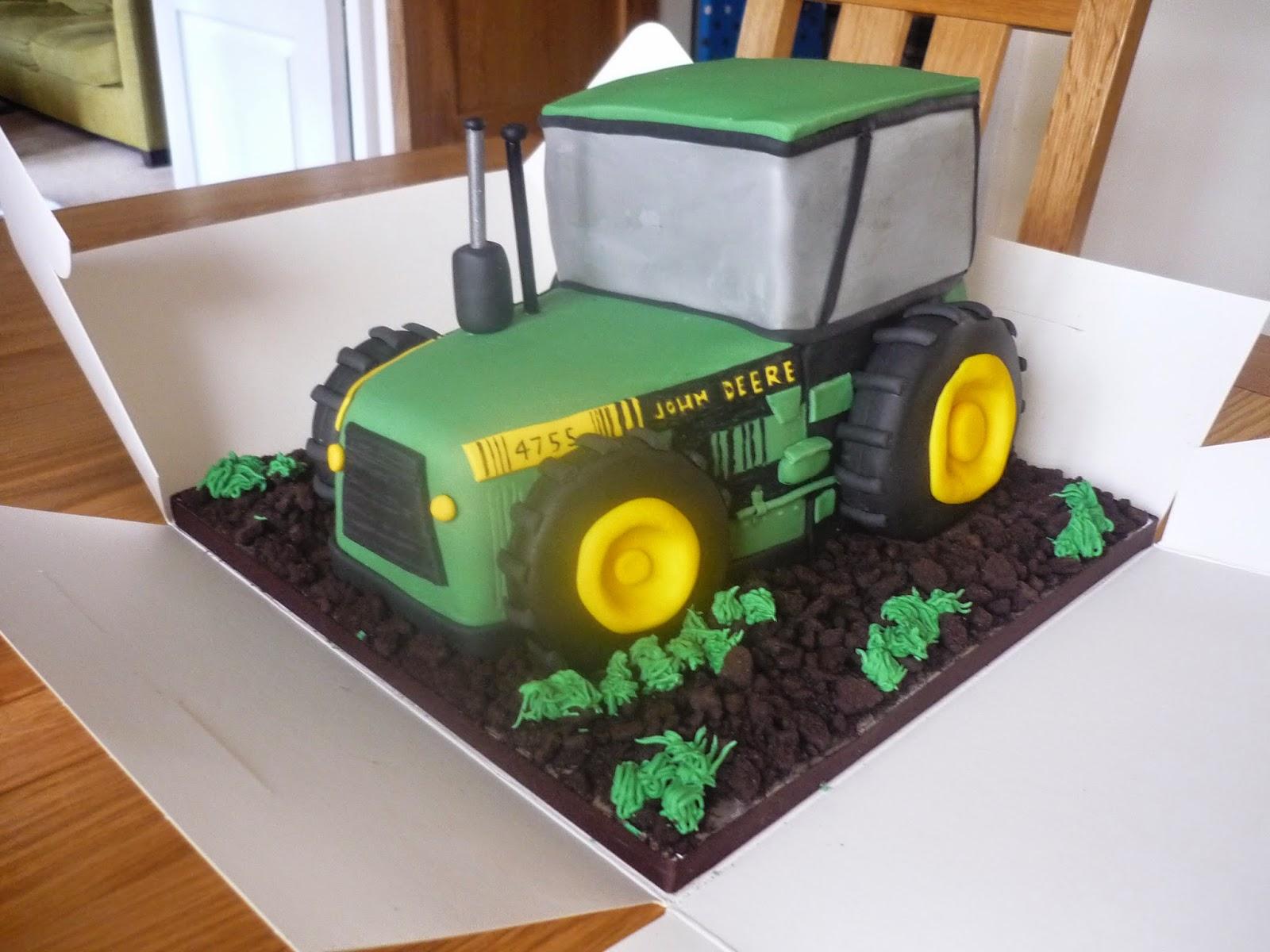 Eat Cakes By Susan John Deere Birthday Cake