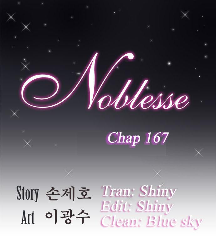 Noblesse chap 167 Trang 1 - Mangak.info