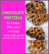 Mini Pretzel Cookies