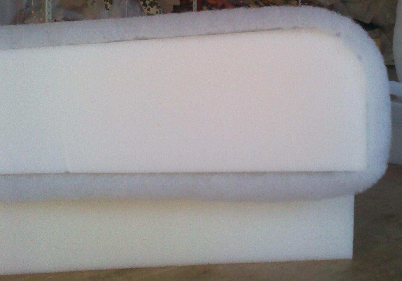 Materiali per imbottitura cuscini