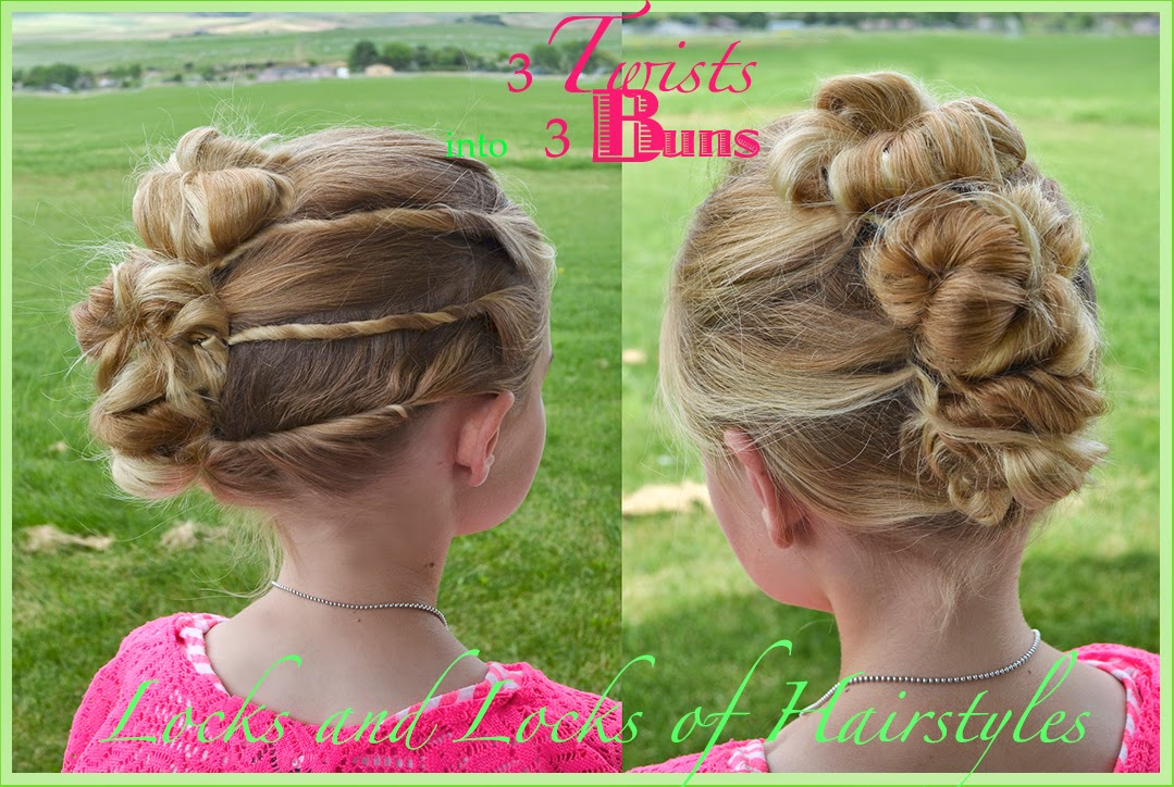 Locks and locks of hairstyles quick and easy video tutorials great updo hairstyle for shortfine hair pmusecretfo Choice Image