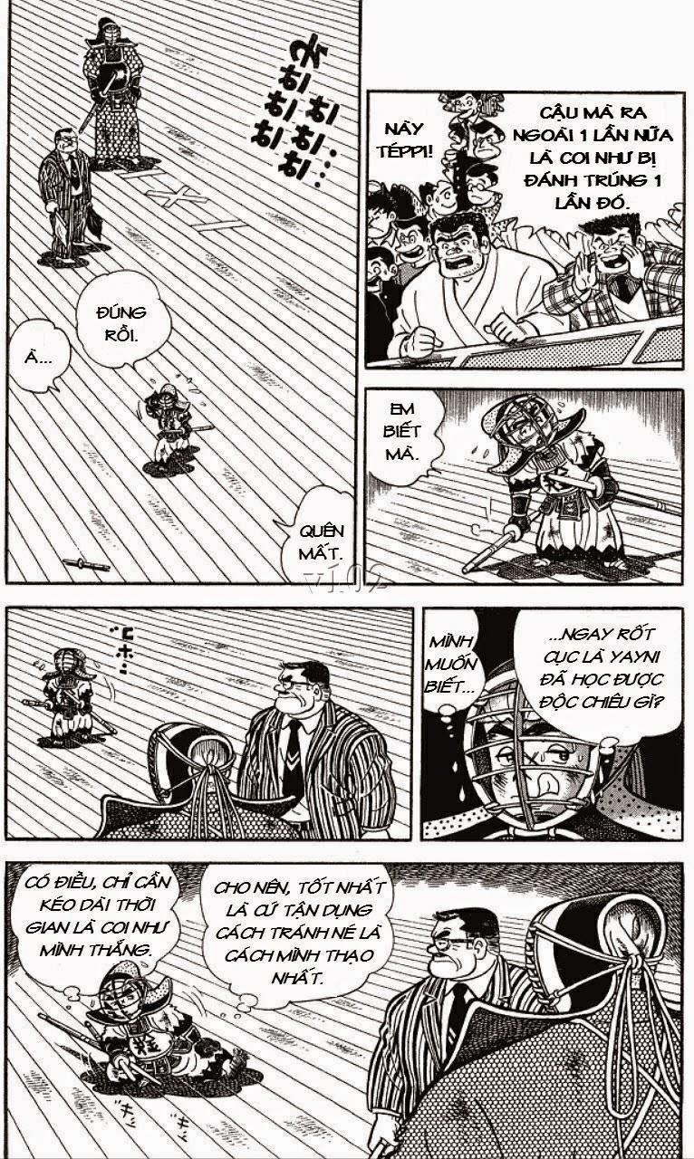 Siêu quậy Teppi chap 130 - Trang 13
