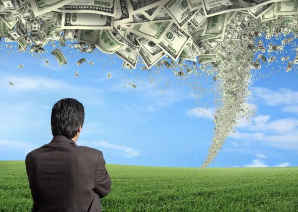 como atraer el dinero con afirmaciones y la ley de atracción