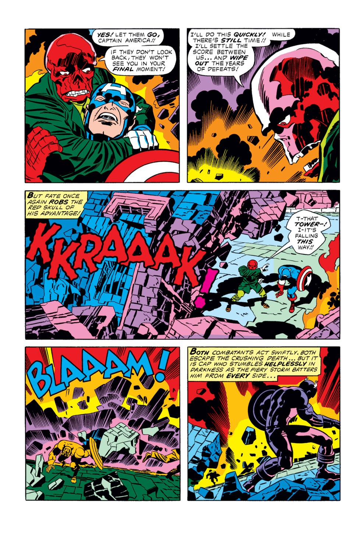 Captain America (1968) Issue #212 #126 - English 16