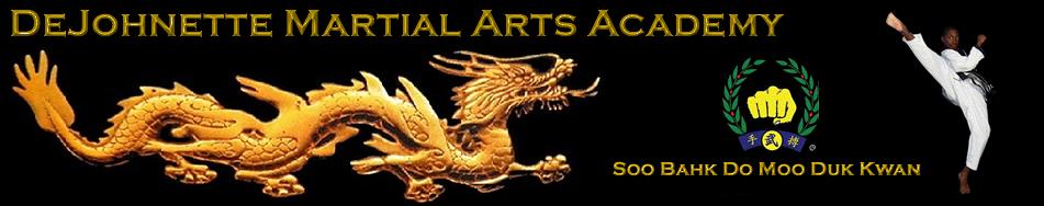 DeJohnette Martial Arts Academy
