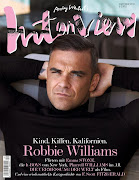 Magazine: Interview Germany Issue: October 2012. Cover Star: Robbie Williams