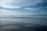 View from Ocean Beach, San Francisco, California