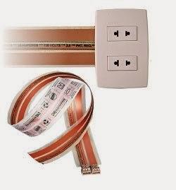 Conheça a fita-elétrica