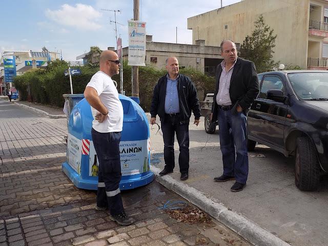 60-120€/Τόνο χαρίζει ο Δήμος Φυλής σε ιδιωτική εταιρεία.