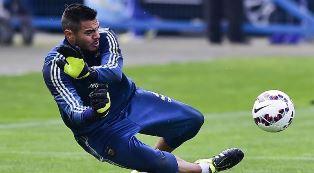 Manchester United Rekrut Kiper Argentina Sergio Romero
