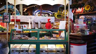 Fudge Shop at Santa Land at Bass Pro Shops