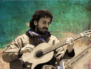 Gazel Zayad cantando cuentos