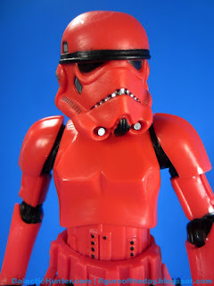 Crimson Stormtrooper (The Force Awakens 2015)