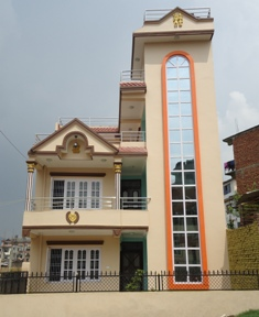 House in kathmandu at kalanki 509 house for sale in for Room design in nepal