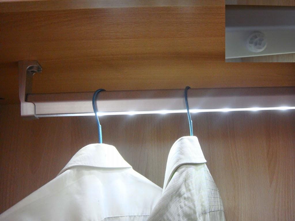LED szafa