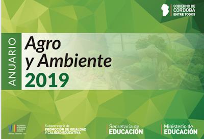 Anuario de Agro y Ambiente 2019